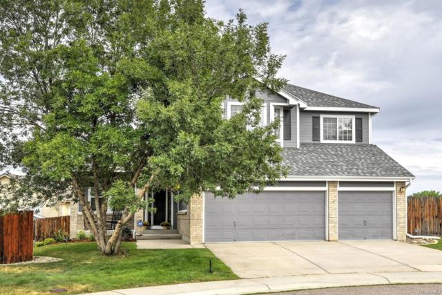 17115 W 65th Circle, Arvada, CO 80007 (MLS #4596880) :: 8z Real Estate