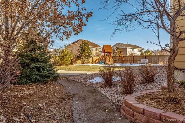570 Springvale Road, Castle Rock, CO 80104 (MLS #4598441) :: 8z Real Estate