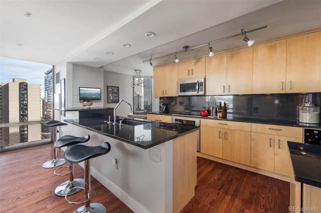 1625 Larimer Street #2007, Denver, CO 80202 (#4599714) :: Briggs American Properties