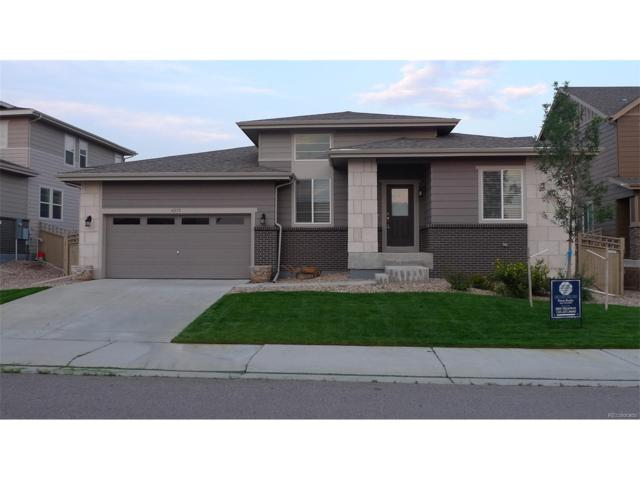 4275 Manorbrier Circle, Castle Rock, CO 80104 (MLS #4600477) :: 8z Real Estate