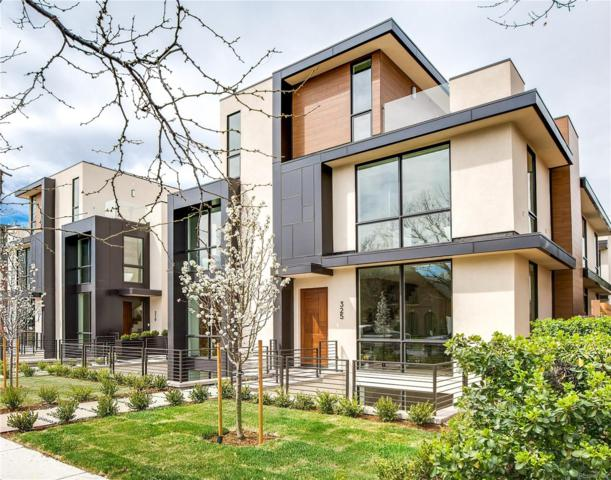 325 Garfield Street, Denver, CO 80206 (#4606372) :: 5281 Exclusive Homes Realty