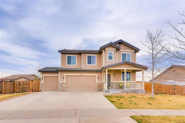 570 N 45th Avenue, Brighton, CO 80601 (#4606930) :: Compass Colorado Realty