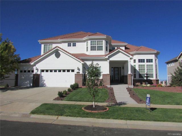 24042 E Jamison Drive, Aurora, CO 80016 (#4607008) :: The Peak Properties Group