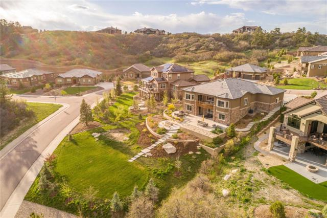 5466 Water Oak Circle, Castle Rock, CO 80108 (#4607917) :: Bring Home Denver with Keller Williams Downtown Realty LLC