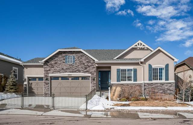 6903 Greenwater Circle, Castle Rock, CO 80108 (#4610523) :: Wisdom Real Estate