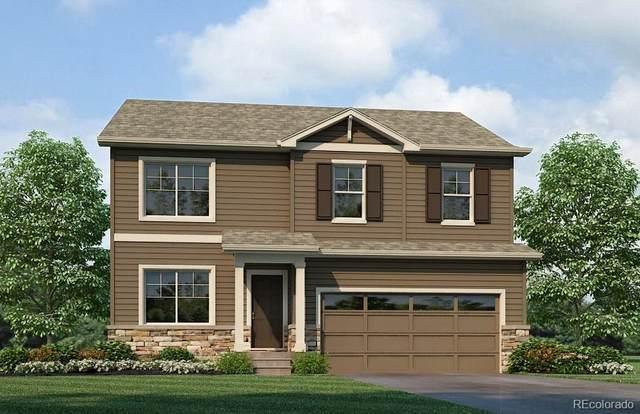173 Coyote Street, Bennett, CO 80102 (MLS #4612630) :: 8z Real Estate
