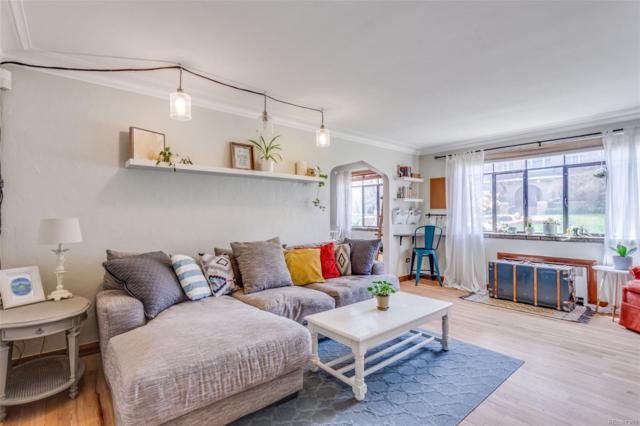 768 N Ogden Street #5, Denver, CO 80218 (#4616882) :: 5281 Exclusive Homes Realty