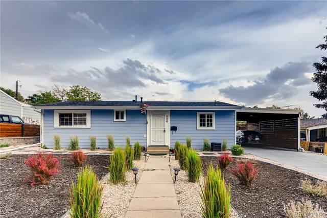 500 Cuchara Street, Denver, CO 80221 (#4617147) :: The Gilbert Group