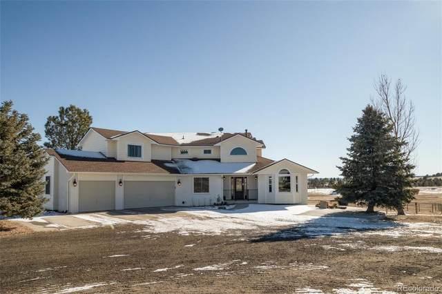 38643 County Road 13, Elizabeth, CO 80107 (#4620051) :: The Scott Futa Home Team
