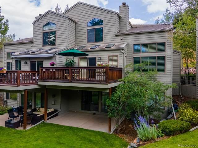 671 Trailside Drive, Golden, CO 80401 (MLS #4622364) :: Stephanie Kolesar