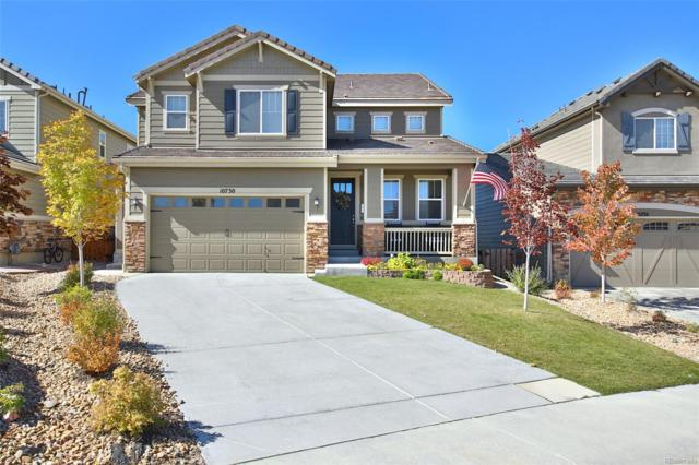 10730 Worthington Circle, Parker, CO 80134 (#4622692) :: The HomeSmiths Team - Keller Williams