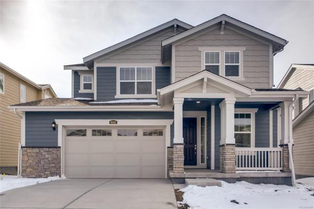 9541 Pagosa Street, Commerce City, CO 80022 (#4625993) :: The Heyl Group at Keller Williams