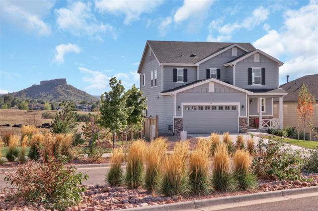 698 Tippen Place, Castle Rock, CO 80104 (#4626759) :: Sellstate Realty Pros
