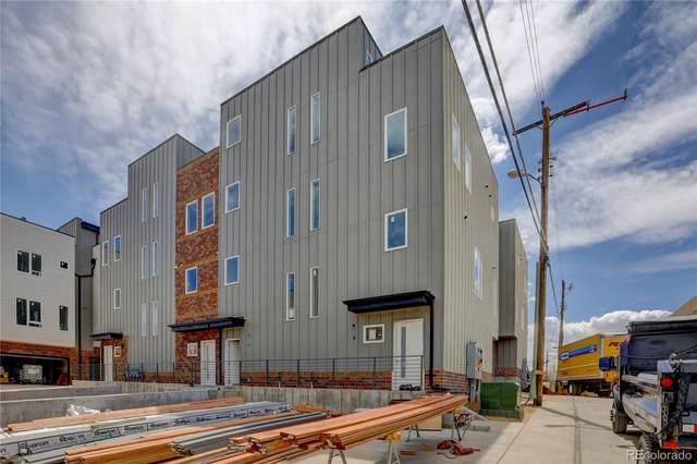 3535 S Emerson Street D, Englewood, CO 80113 (#4627828) :: Kimberly Austin Properties