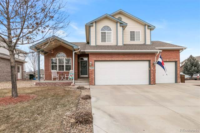 2602 Falcon Drive, Longmont, CO 80503 (MLS #4628195) :: Bliss Realty Group