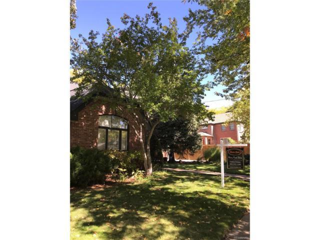 2551 E Kentucky Avenue, Denver, CO 80209 (#4628403) :: Thrive Real Estate Group