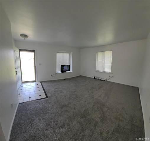 7951 N York Street #1, Denver, CO 80229 (MLS #4630479) :: Find Colorado