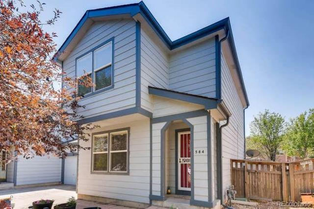 584 Tanager Street, Brighton, CO 80601 (#4631097) :: My Home Team