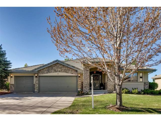 7 Canon Place, Greenwood Village, CO 80111 (MLS #4632499) :: 8z Real Estate