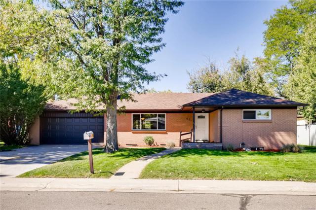 631 Cody Street, Lakewood, CO 80215 (#4632601) :: The Peak Properties Group