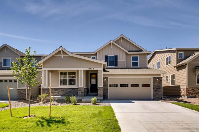 15432 W 49th Avenue, Golden, CO 80403 (#4632732) :: The Griffith Home Team