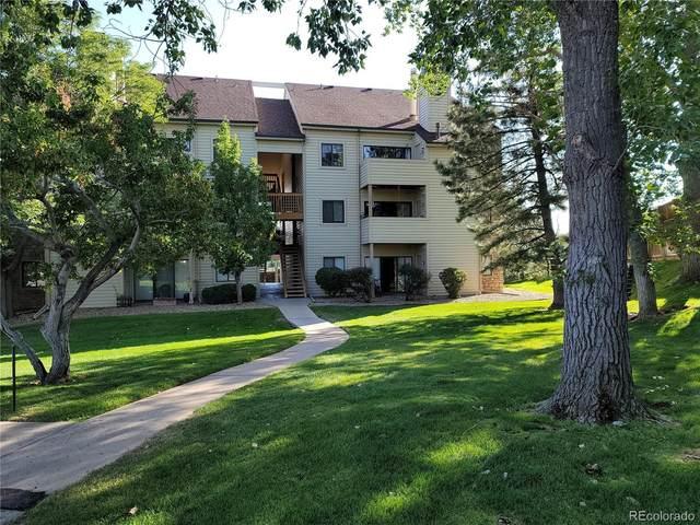 7468 S Alkire Street #106, Littleton, CO 80127 (MLS #4636758) :: Clare Day with Keller Williams Advantage Realty LLC