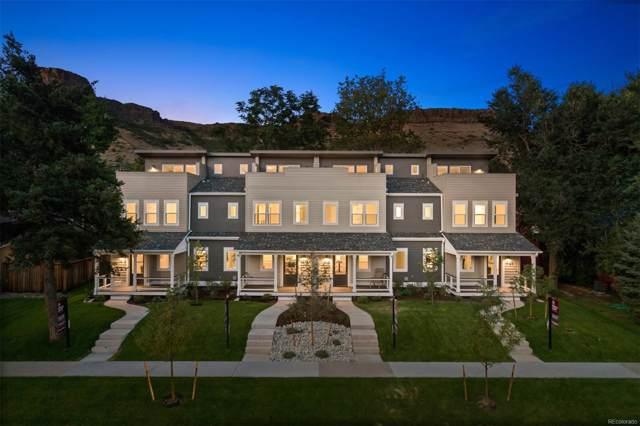 1919 Ford Street, Golden, CO 80401 (MLS #4638097) :: 8z Real Estate