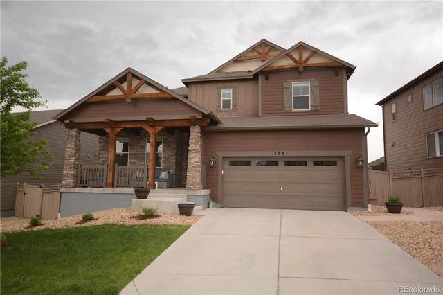 3981 Donnington Circle, Castle Rock, CO 80104 (#4640966) :: The Harling Team @ Homesmart Realty Group