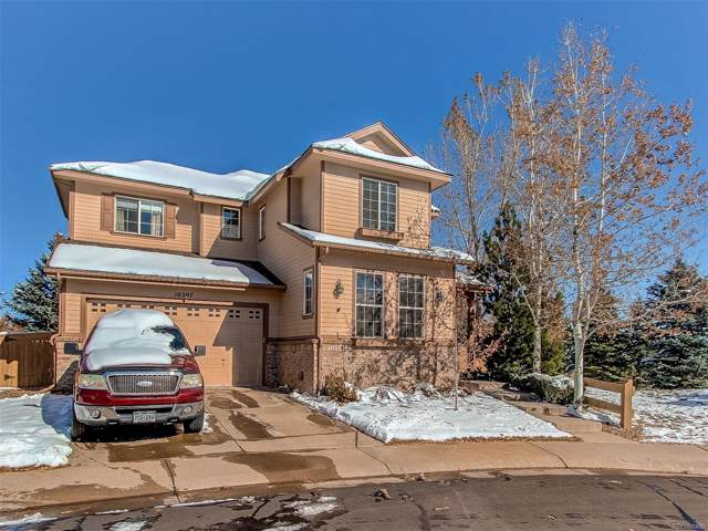 10597 Pearlwood Circle, Highlands Ranch, CO 80126 (#4642571) :: The DeGrood Team