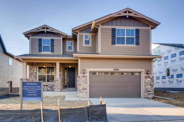 5947 E 143rd Drive, Thornton, CO 80602 (#4645927) :: The Healey Group