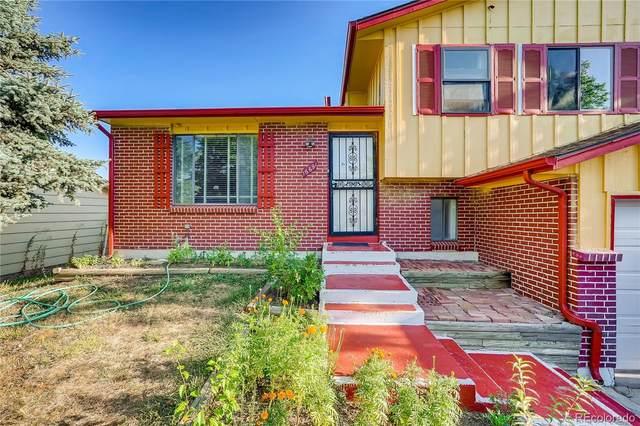 16691 E Gunnison Place, Aurora, CO 80017 (#4648935) :: The DeGrood Team