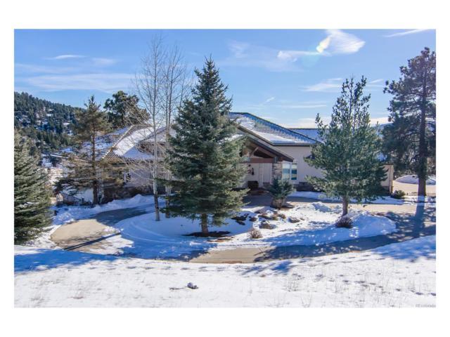27926 Meadowlark Drive, Golden, CO 80401 (MLS #4650252) :: 8z Real Estate