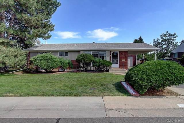 6786 S Bellaire Way, Centennial, CO 80122 (MLS #4651205) :: 8z Real Estate