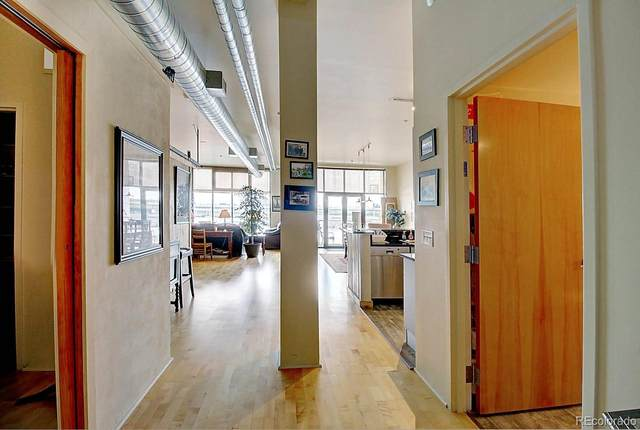 3100 Huron Street 3H, Denver, CO 80202 (MLS #4652788) :: 8z Real Estate