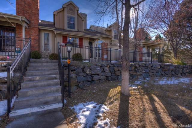 3411 W 98th Drive B, Westminster, CO 80031 (#4656611) :: The DeGrood Team