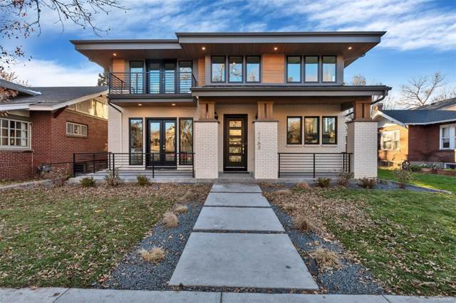 1163 S Gaylord Street, Denver, CO 80210 (MLS #4657463) :: Bliss Realty Group
