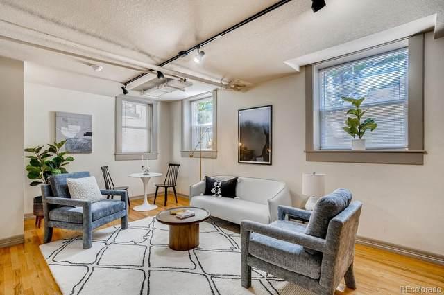 1650 Pearl Street #7, Denver, CO 80203 (#4657544) :: Venterra Real Estate LLC
