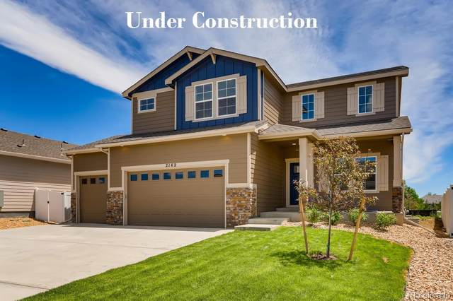 1884 Castle Hill Drive, Windsor, CO 80550 (#4659212) :: The DeGrood Team