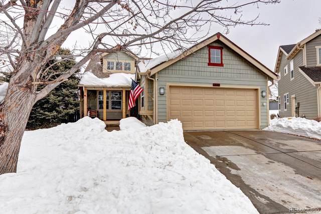 13088 S Stuart Way, Parker, CO 80134 (#4659465) :: Finch & Gable Real Estate Co.