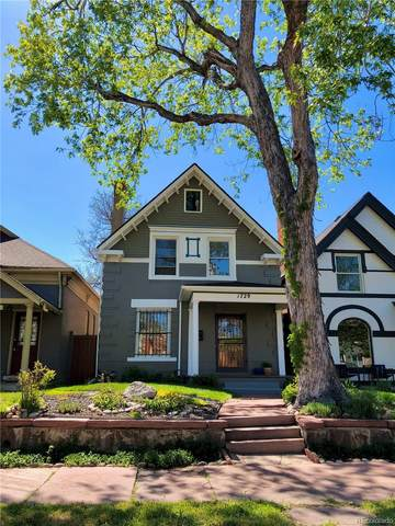 1729 N Clarkson Street, Denver, CO 80218 (#4660530) :: The Peak Properties Group