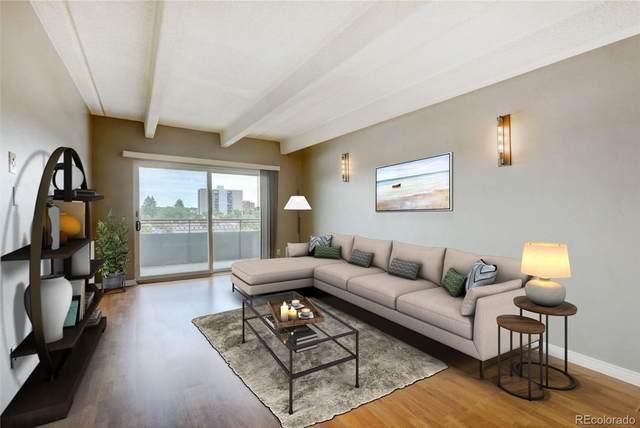 1441 N Humboldt Street #702, Denver, CO 80218 (MLS #4661337) :: 8z Real Estate
