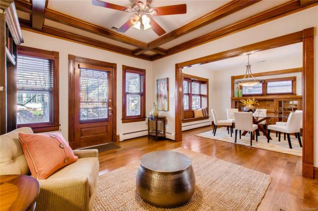 1141 S Vine Street, Denver, CO 80210 (#4666015) :: Compass Colorado Realty
