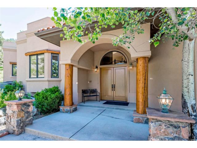 974 Spring Ranch Drive, Golden, CO 80401 (#4668987) :: The City and Mountains Group