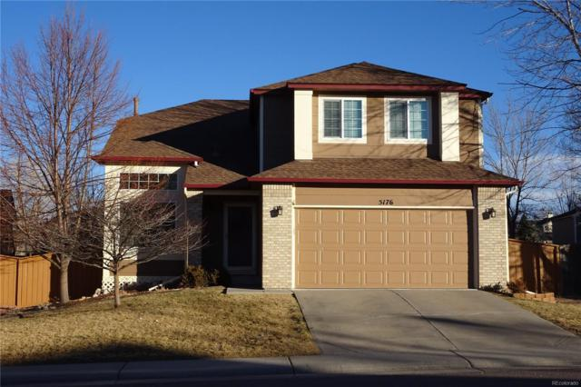 5176 Weeping Willow Circle, Highlands Ranch, CO 80130 (#4669770) :: The Griffith Home Team