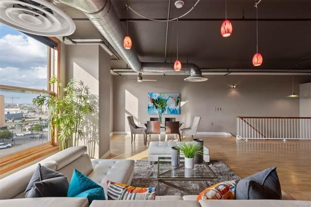 2245 Blake Street H, Denver, CO 80205 (MLS #4673227) :: 8z Real Estate