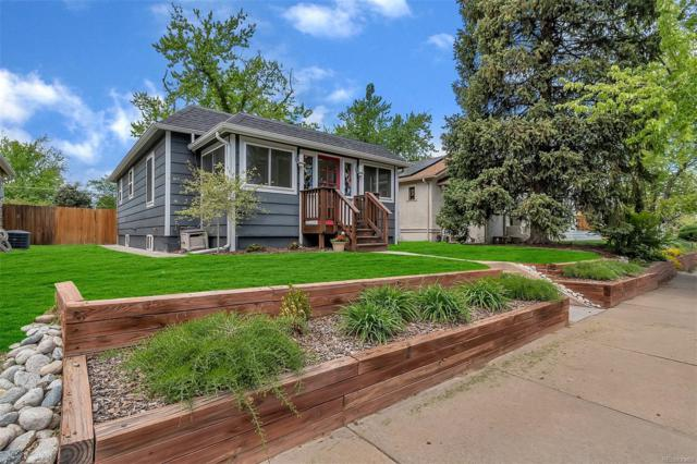 1933 S Downing Street, Denver, CO 80210 (#4679151) :: The Heyl Group at Keller Williams