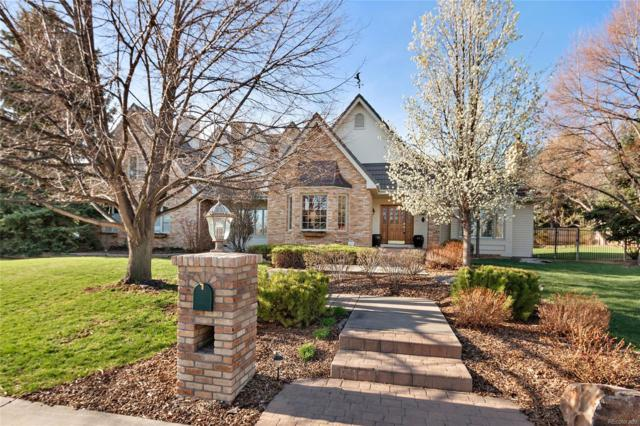 9900 E Crestline Avenue, Greenwood Village, CO 80111 (#4684106) :: The City and Mountains Group