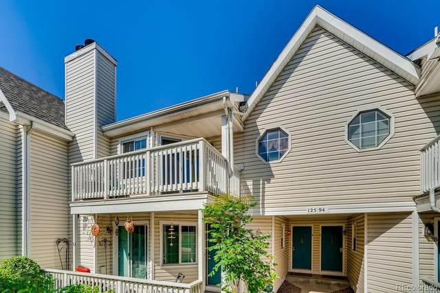 12594 E Pacific Circle D, Aurora, CO 80014 (MLS #4686627) :: 8z Real Estate