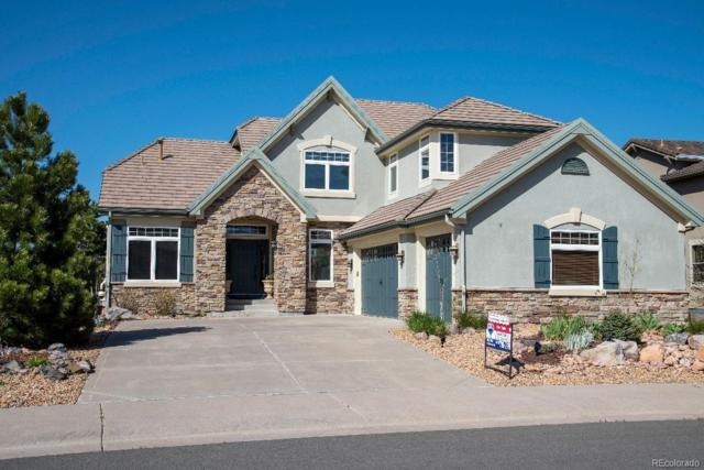 7244 Galaxy Court, Castle Rock, CO 80108 (#4687083) :: The Pete Cook Home Group