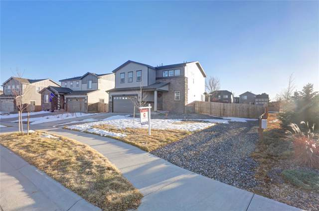 22110 E Mansfield Place, Aurora, CO 80018 (MLS #4687630) :: Bliss Realty Group